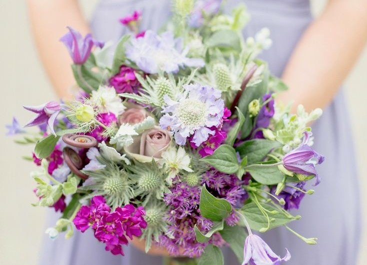 Герберы завяли, самые модные свадебные букеты 2015