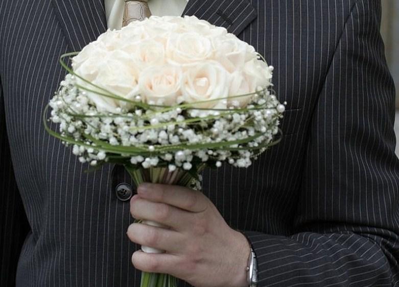 Мелкие розы в букете — photo 4