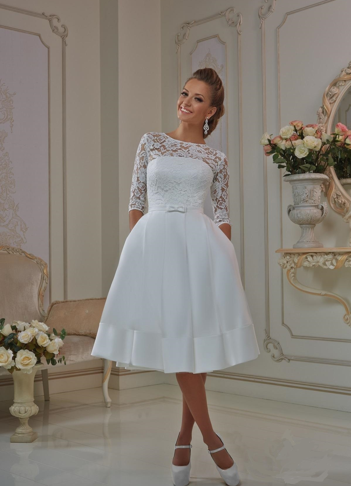 Свадебные платья для беременных на 5 месяце1 ... 33c8ffd613b