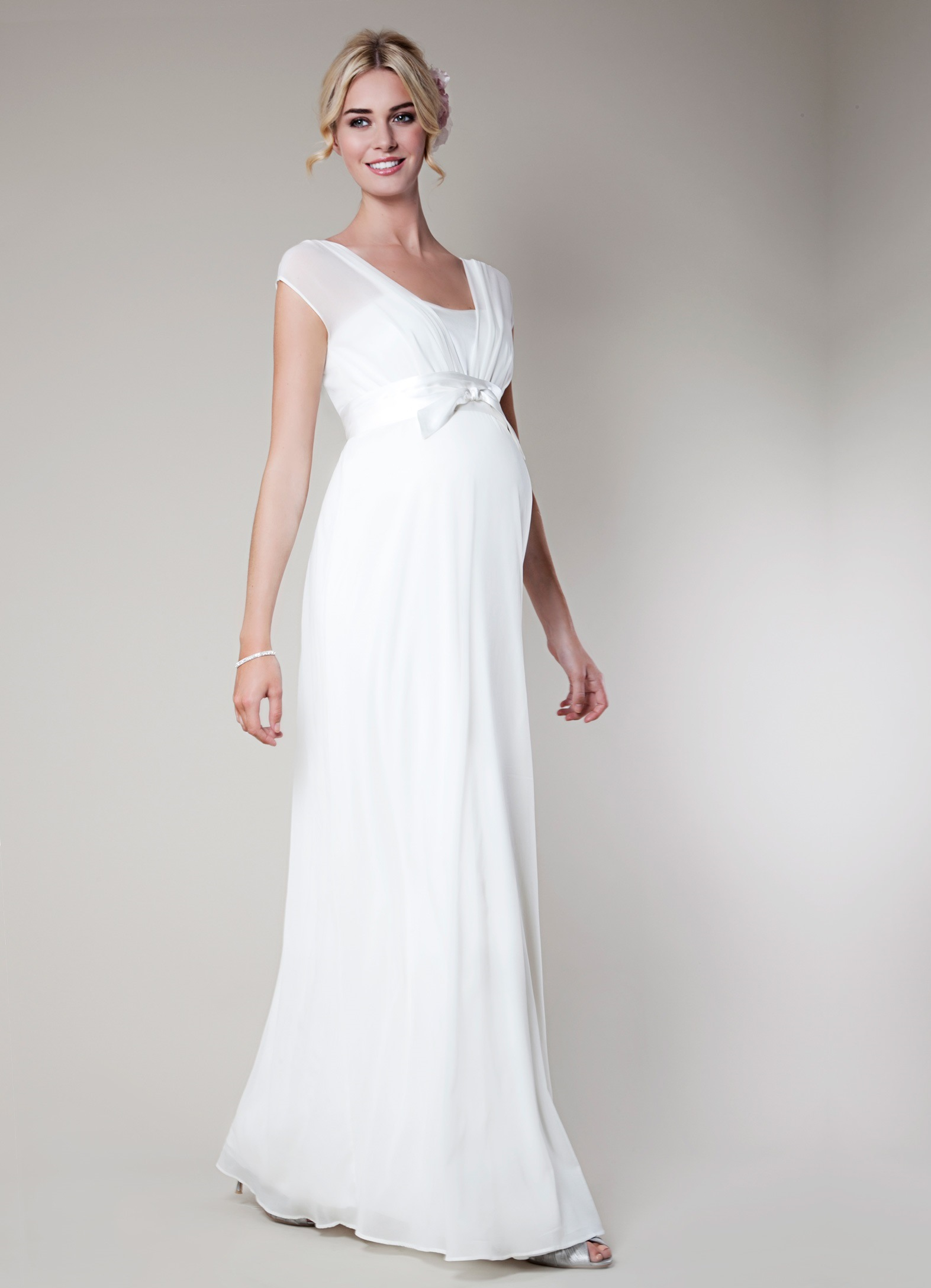 Свадебные платья для беременных на 5 месяце10 ... 420a6f7799a