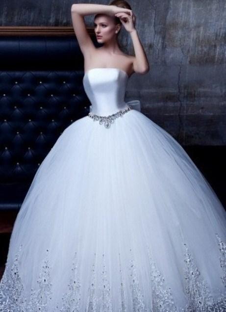 63e71784d167e16 Свадебные платья для худеньких