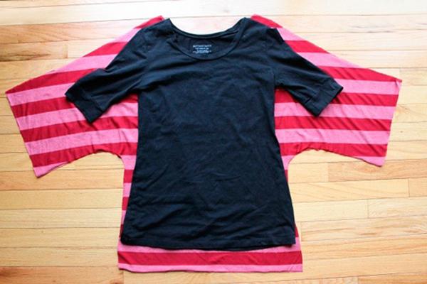 Do it yourself: Как сшить трикотажную футболку 42