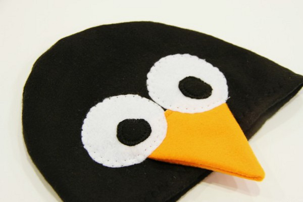Как сшить своими руками пингвина 59