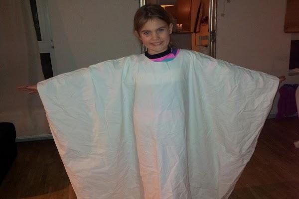 Костюм ангела для девочки своими руками фото фото 909