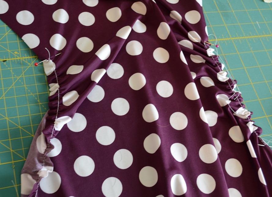 7704898ca36e7ac Платье для беременных своими руками3