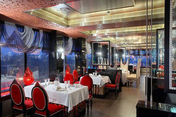 Рестораны в Москве