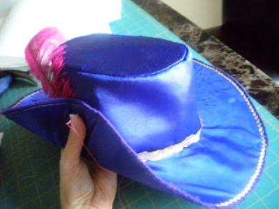 Шляпа мушкетера своими руками фото 861