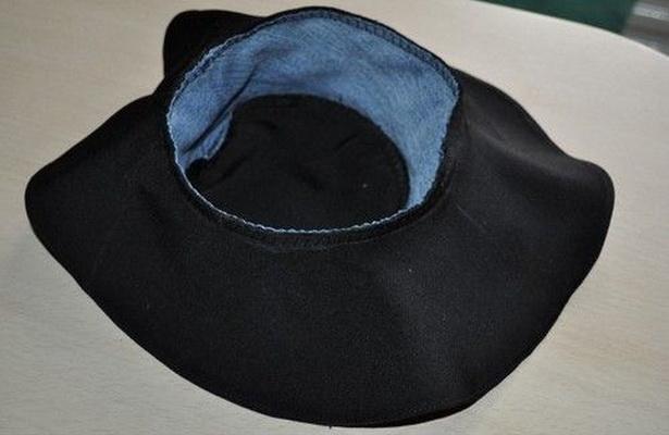 Шляпа пирата своими руками 32