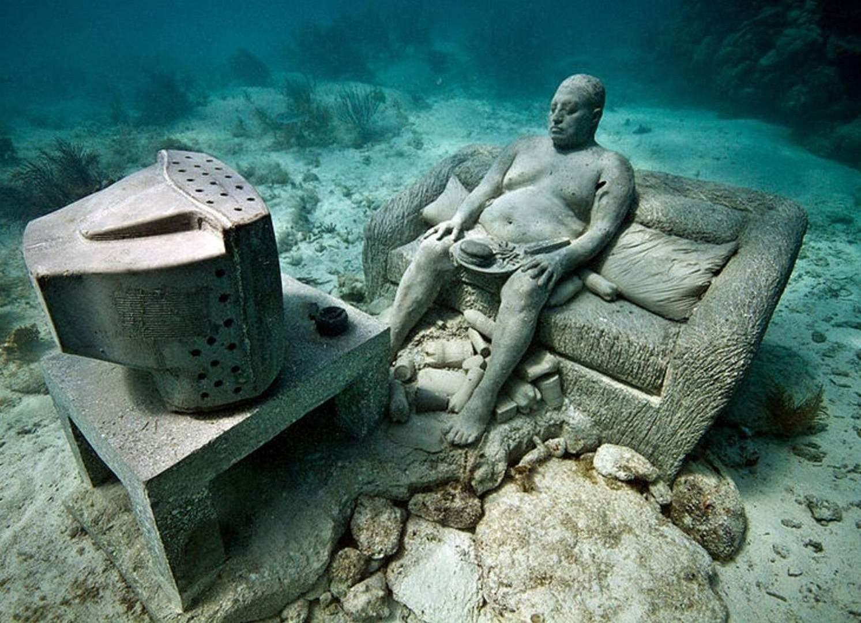 даже интересные вещи под водой фото желании можно
