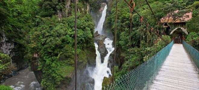 Водопад Котел Дьявола
