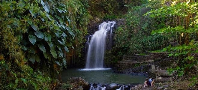 Водопад Маунт-Кармелл, Гренада