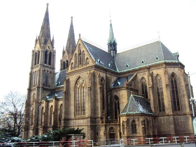 Храм Святой Людмилы