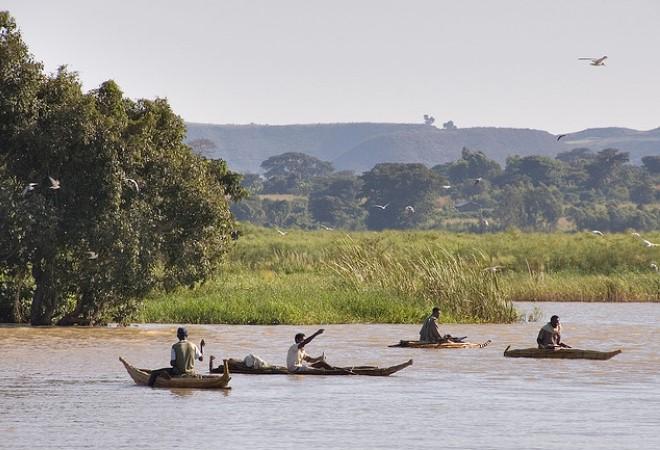 Лодки из папируса