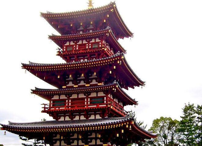 Пагода Якусидзи