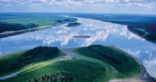Река Маккензи