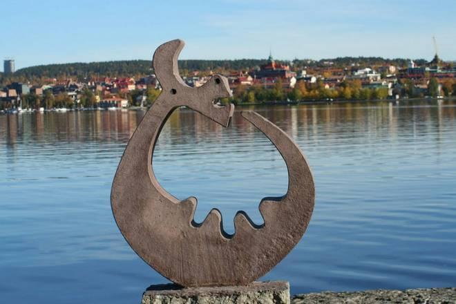 Символ озера Стуршен