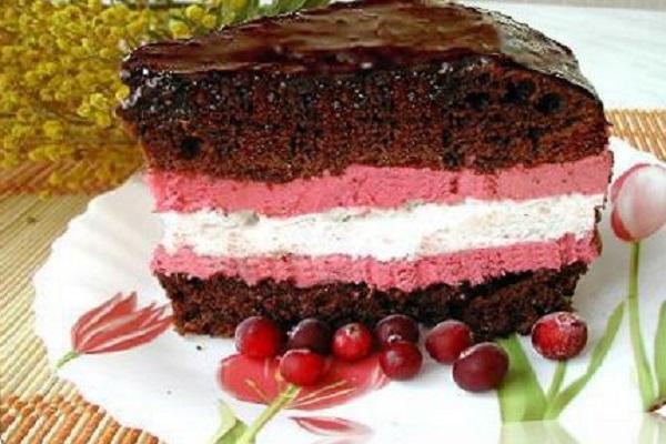 довольно рецепт торта улыбка негра с фото этом
