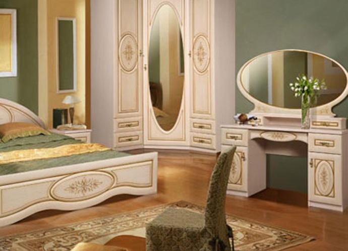 туалетный столик в спальне фото