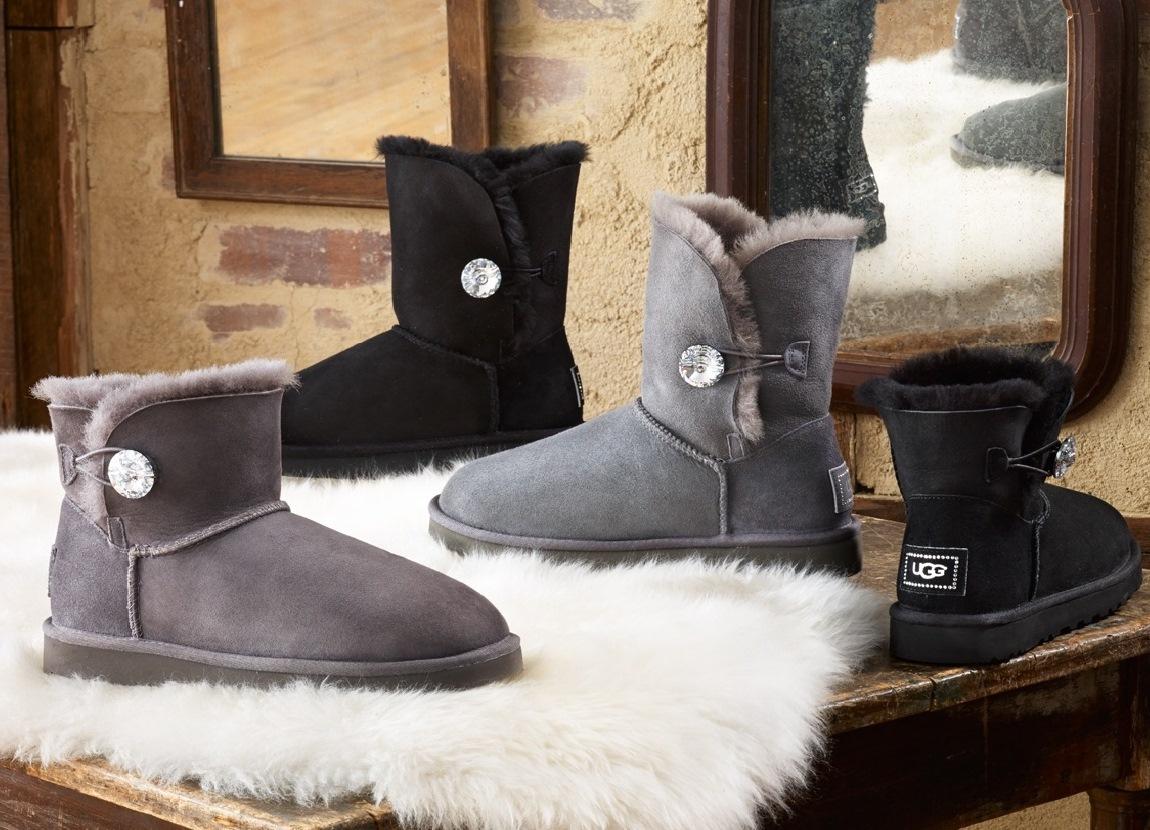 Угги – самая удобная и практичная обувь для холодного сезона