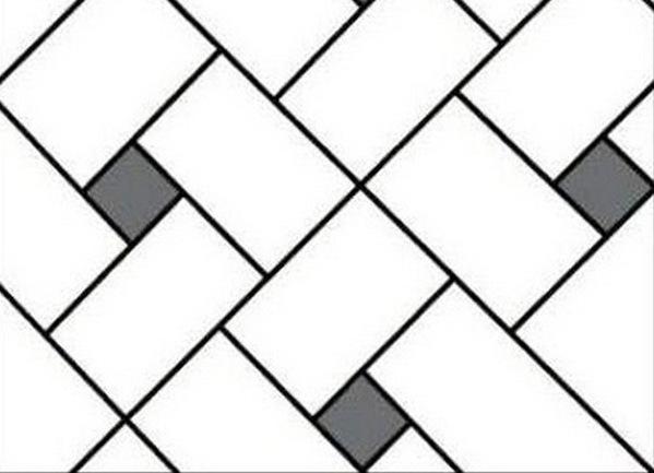 нас рисунок укладки плитки на пол осени для