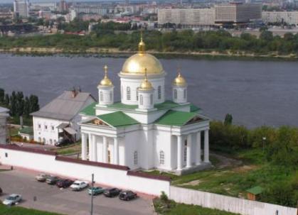 монастыри нижегородской области фото 1