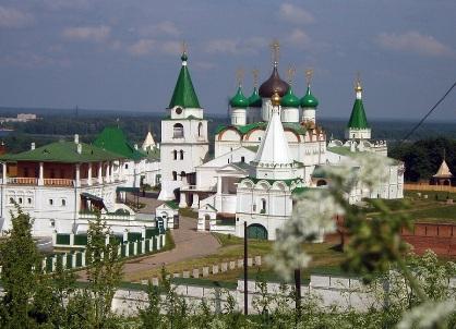 монастыри нижегородской области фото 3