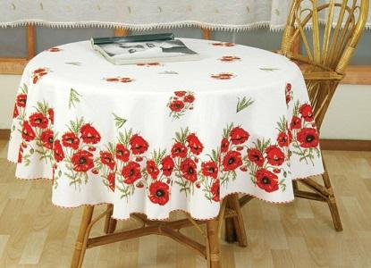 Скатерти на овальный стол своими руками фото 34