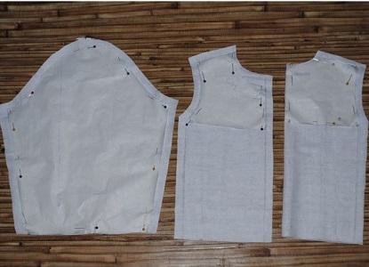 Рубашка женская 355