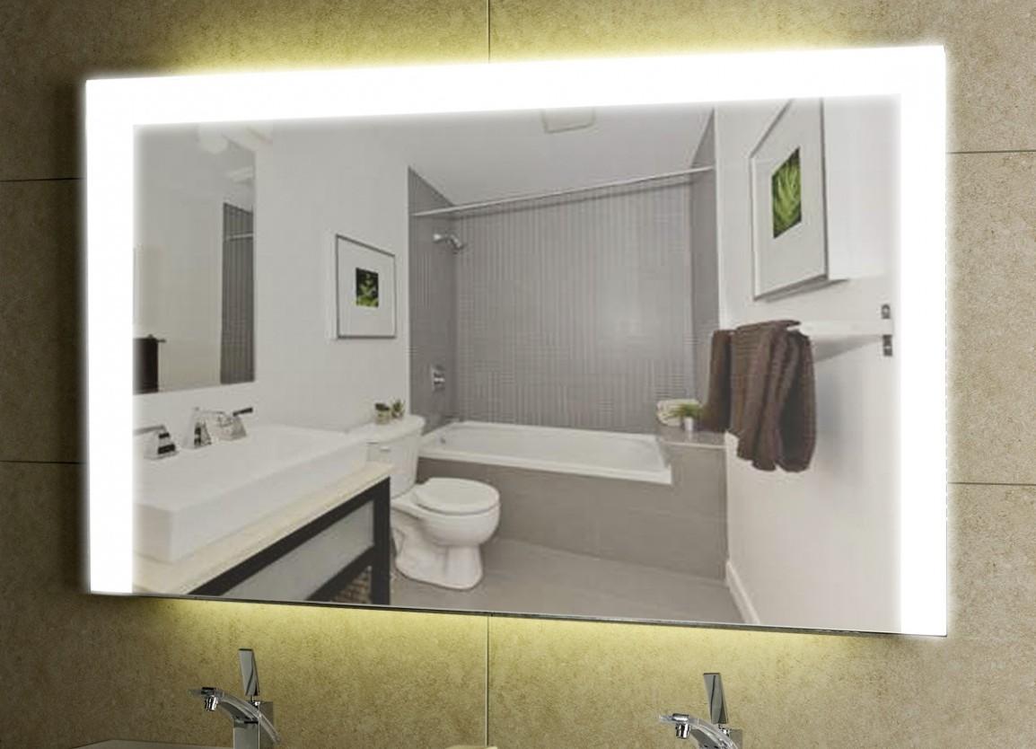 Зеркало в ванную с полками своими руками фото 987