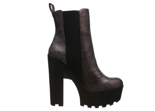 67edb2527 ... женские ботинки на толстой подошве 15