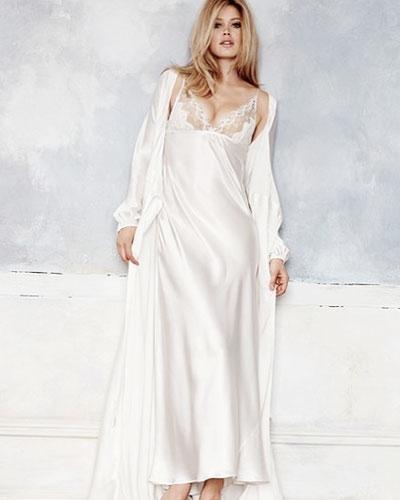 188c24d19ac9120 Женские шелковые ночные сорочки 4 ...