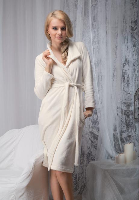 dbe56caefc33a Женские теплые халаты