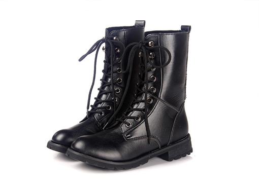 11406976 ... женские высокие ботинки на шнуровке 6