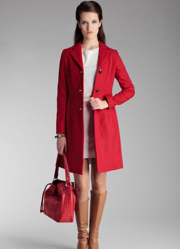 0e547fd25e4 женское кашемировое пальто 2013 1