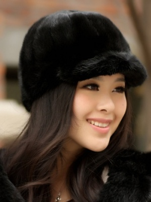 женские шапки норковые фото